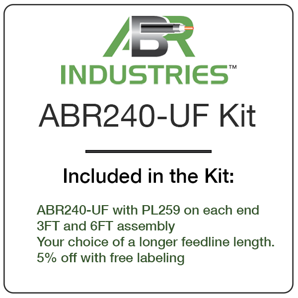 ABR240-UF Kit